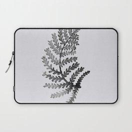 Baesic Mono Floral (Leaf 4) Laptop Sleeve