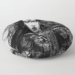 WARRIOR Floor Pillow