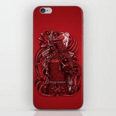 Samurai Koi iPhone & iPod Skin