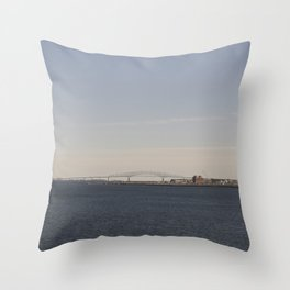 Bahamas Cruise Series 11 Throw Pillow