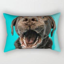 Smiley face Rectangular Pillow