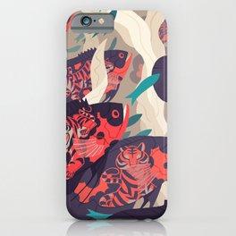 Hot Pursuit iPhone Case