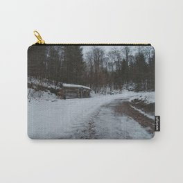 Insektenhotel Kühhude Im Winter Carry-All Pouch