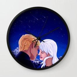 I love it when you quote me - Nikolai Lantsov Wall Clock