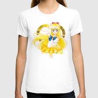 sailor venus T-shirts featuring Eternal Sailor Venus by Yue Graphic Design