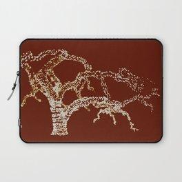 Oak Wrapped in Light Laptop Sleeve