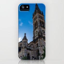 Stuttgart : Matthäuskirche iPhone Case