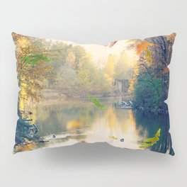 Change Flies Pillow Sham