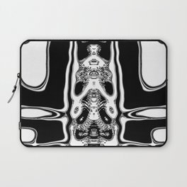 Mono alien Laptop Sleeve