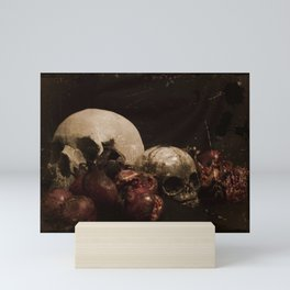 The Ripened Wisdom of the Dead Mini Art Print