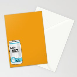 koffee kolsh Stationery Cards