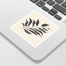 breezy palm Sticker