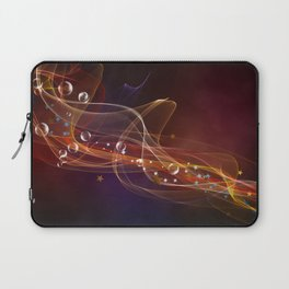 Abstract lines Laptop Sleeve