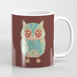 Steampunk owl Coffee Mug