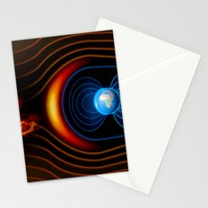 Magnetic Protection ||I Stationery Cards