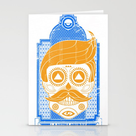 LA BUENA SUERTE II Stationery Cards