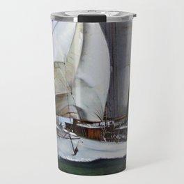 La Belle Poule Travel Mug