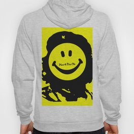 Have A Nice Che Funny Pop Culture Yellow Hoody