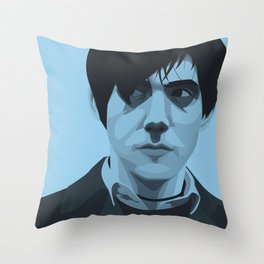 Bright Eyes Throw Pillow