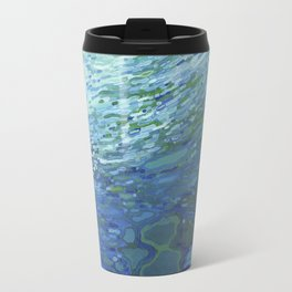 Effervescent Waves 2 Travel Mug
