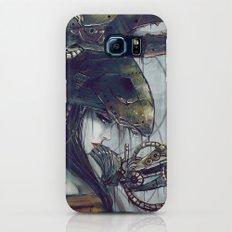 Zodiac Sign: Cancer Slim Case Galaxy S6