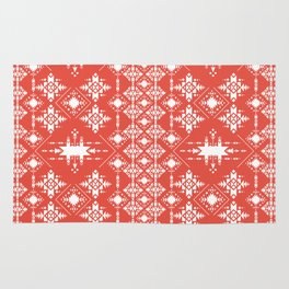 Red Lilo Rug