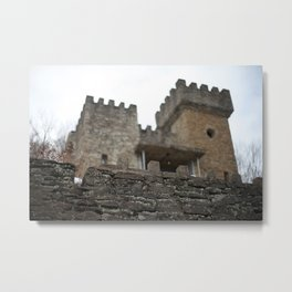 Loveland Castle  Metal Print