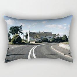 sweepy road Rectangular Pillow