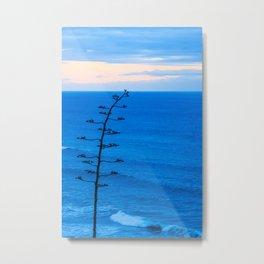 Beacons Tree Metal Print