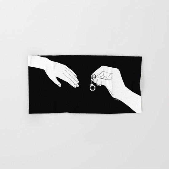 Marry Me Hand & Bath Towel