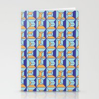 code Stationery Cards featuring Coatl Code by Pamku