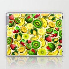 Summer Fruits Juicy Pattern  Laptop & iPad Skin