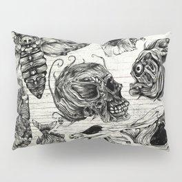 Bones and Co Pillow Sham