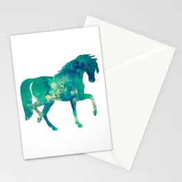 Green Pasture Stationery Cards