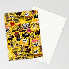 LOLzig Pattern Stationery Cards