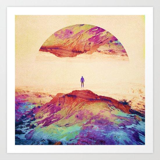 Altered Mind Art Print