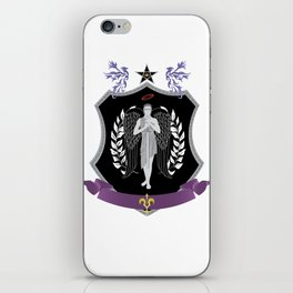 Royal Seal iPhone Skin