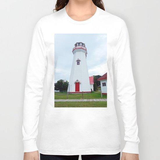 Campbelton Lighthouse Long Sleeve T-shirt