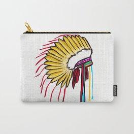 Headdress Carry-All Pouch