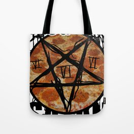 BLOG FOR SATAN Tote Bag