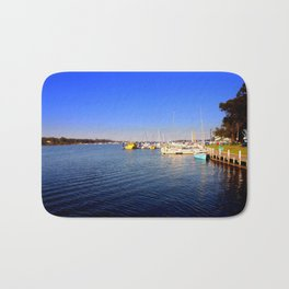 Thompson River - Paynesville - Australia Bath Mat