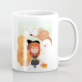 HALLOWEEN- trick ot treat? Coffee Mug