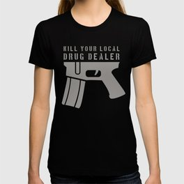 Strage Edge GUN T-shirt
