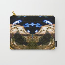 Abstract chaos ball Carry-All Pouch