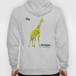Gg - Girappe // Half Giraffe, Half Grape Hoody