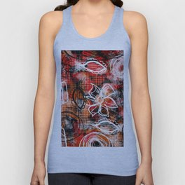 Going rouge Unisex Tank Top