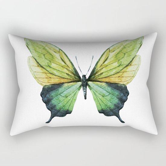 Butterfly 01 Rectangular Pillow