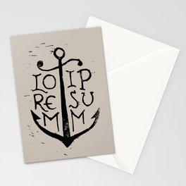 Lorem Ipsum Stationery Cards
