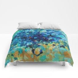 Deep Pool Comforters