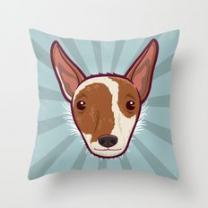 Sir Windsor Throw Pillow